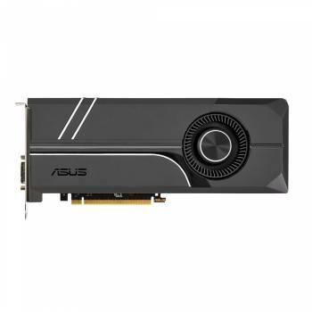 Видеокарта  Asus nVidia GeForce GTX 1070 TURBO-GTX1070-8G 8192Mb 256bit GDDR5 1657/8000 PCI-E DVIx1/HDMIx1/DPx3/HDCP Ret