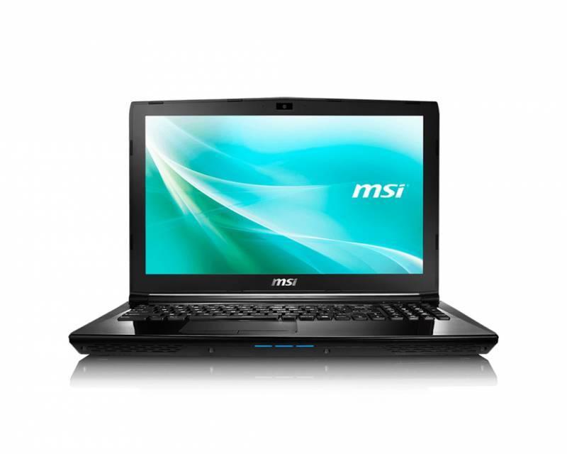 "Ноутбук 15.6"" MSI CX62 6QD черный - фото 1"