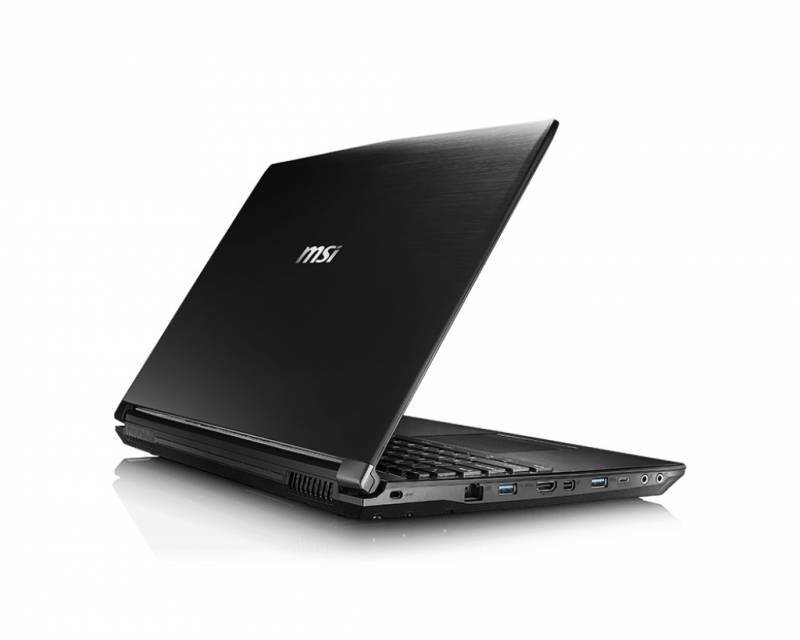 "Ноутбук 15.6"" MSI CX62 6QD черный - фото 3"
