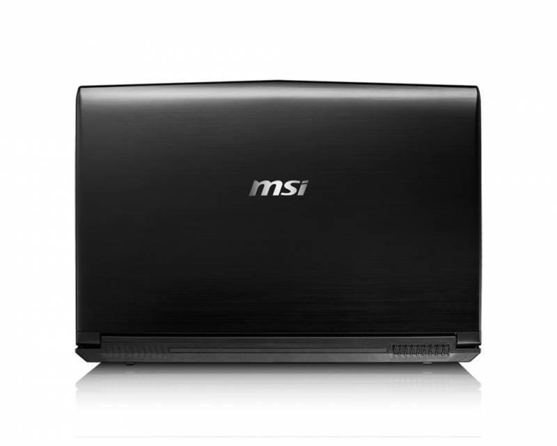 "Ноутбук 15.6"" MSI CX62 6QD черный - фото 4"