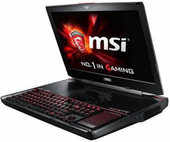 Ноутбук 18.4 MSI GT80S 6QD-298RU Titan SLI черный