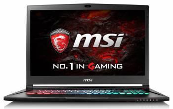 Ноутбук 17.3 MSI GS73VR 6RF(Stealth Pro 4K)-023RU черный