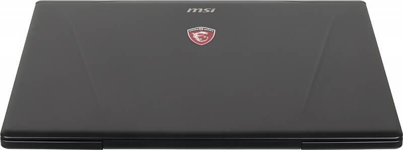 """Ноутбук 17.3"""" MSI GS72 6QE Stealth Pro черный - фото 6"""