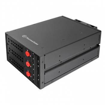 Сменный бокс для HDD/SSD Thermaltake Max 3503 SATA I/II/III/SAS черный (ST-006-M31STZ-A1)