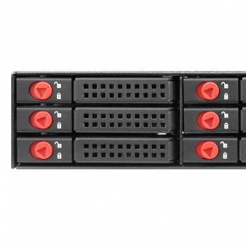 Сменный бокс для HDD/SSD Thermaltake Max 2506 SATA I/II/III черный (ST-009-M21STZ-A2)