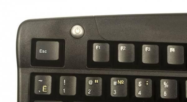 Клавиатура Oklick 340M черный - фото 3