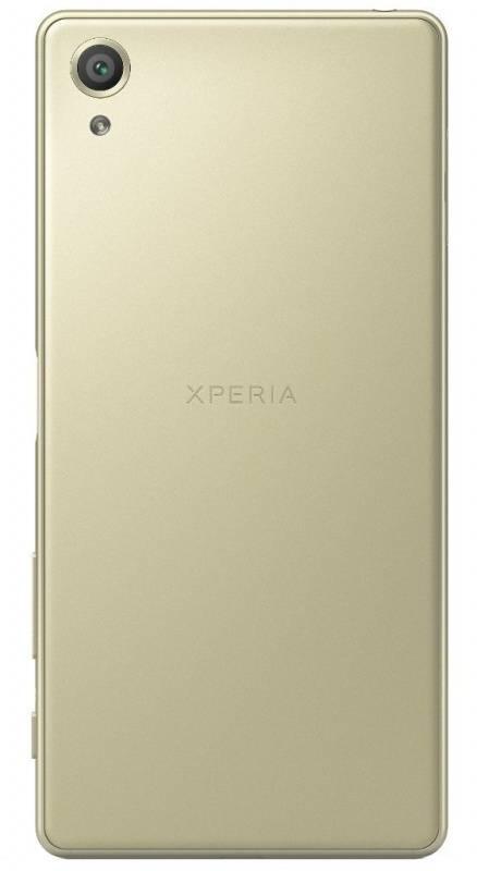 Смартфон Sony Xperia X Performance зеленый лайм - фото 2