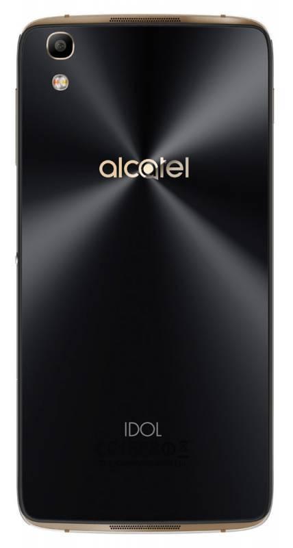 Смартфон Alcatel Idol 4 6055K 16ГБ золотистый - фото 2