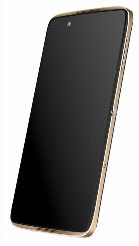 Смартфон Alcatel Idol 4 6055K 16ГБ золотистый - фото 3