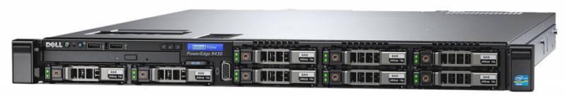 Сервер Dell PowerEdge R430 - фото 1