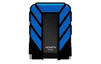 Внешний жесткий диск 2Tb A-Data AHD710-2TU3-CBL DashDrive Durable синий USB 3.0