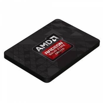 Накопитель SSD AMD Radeon R3 R3SL240G, объем накопителя 240Gb, форм-фактор: 2.5, интерфейс: SATA III, тип NAND: TLC SM2256KX, скорость чтения до 520Мб/с, скорость записи до 470Мб/с