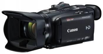 Видеокамера Canon Legria HF G40 черный (1005C003)