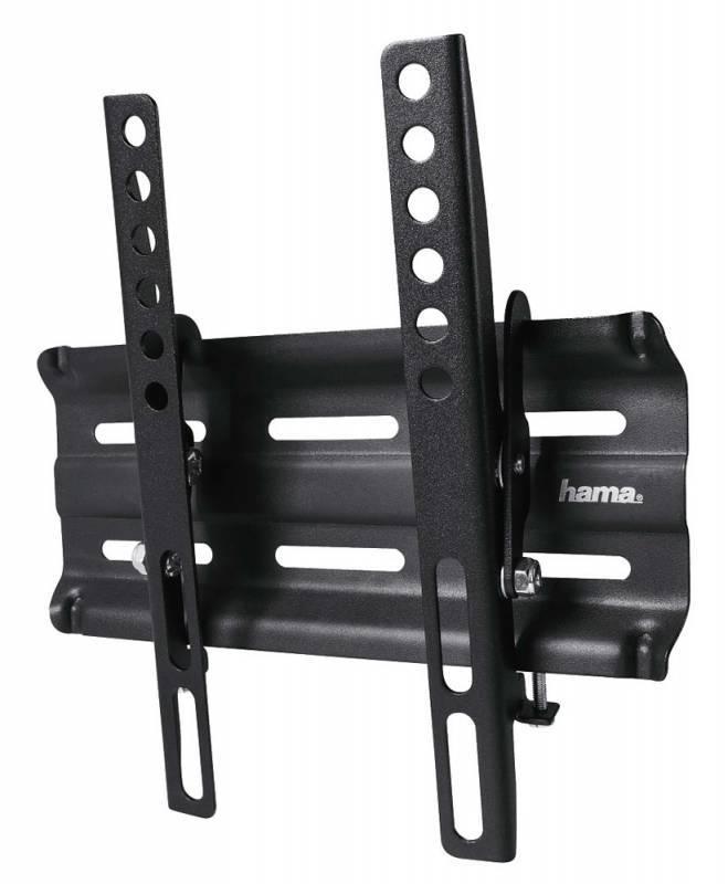Кронштейн для телевизора Hama H-118114 черный (00118114) - фото 1