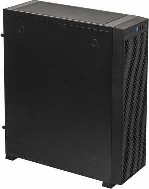 Корпус Thermaltake Core G3 черный, w/o PSU, нижнее расположение БП, форм-фактор ATX, длина видеокарты до 310мм, 1x120mm, разъемы 2xUSB2.0, 2xUSB3.0, audio