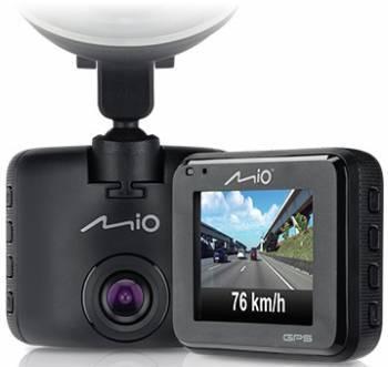 Видеорегистратор Mio MiVue C333 черный