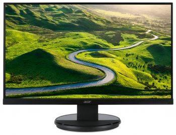 Монитор 21.5 Acer K222HQLCbid черный