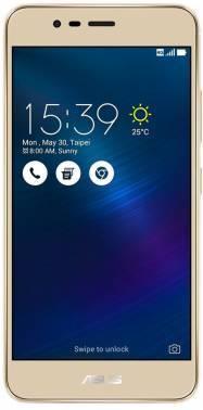 Смартфон Asus ZC520TL ZenFone Max ZF3 золотистый, встроенная память 16Gb, дисплей 5.2 1280x720, Android 6.0, камера 13Mpix, поддержка 3G, 4G, 2Sim, 802.11bgn, BT, GPS, microSD до 32Gb (90AX0085-M00300)