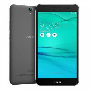 Смартфон Asus ZB690KG Zenfone Go серый, встроенная память 8Gb, дисплей 6.9 1024x600, Android 5.1, камера 8Mpix, поддержка 3G, 2Sim, 802.11bgn, BT, GPS, FM радио, microSDXC до 128Gb (90AL0013-M00240)