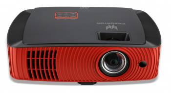 Проектор Acer Predator Z650 +3D Glasses черно-красный (MR.JMS11.001)