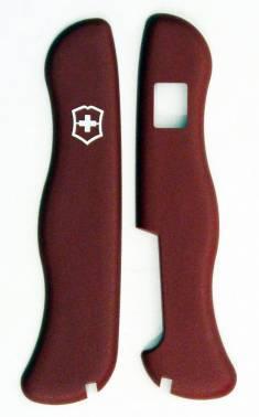 Набор накладок для перочинных ножей Victorinox красный (C.8900.9+C.8900.4)