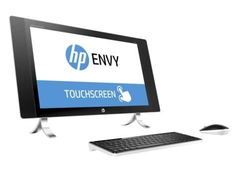 "Моноблок 23.8"" HP Envy 24-n271ur черный/серебристый - фото 1"