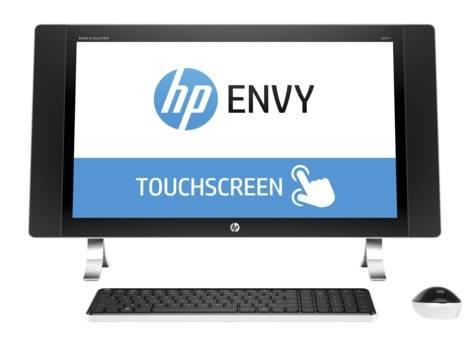 "Моноблок 23.8"" HP Envy 24-n271ur черный/серебристый - фото 3"