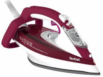 Утюг Tefal FV5535E0 красный/белый (1830005887)