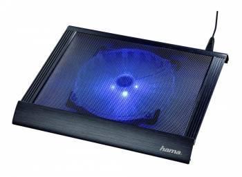 """Подставка для ноутбука 17.3"""" Hama Business черный (00053061)"""