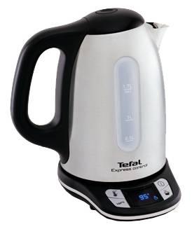 Чайник электрический Tefal KI240D белый/черный (7211002342)