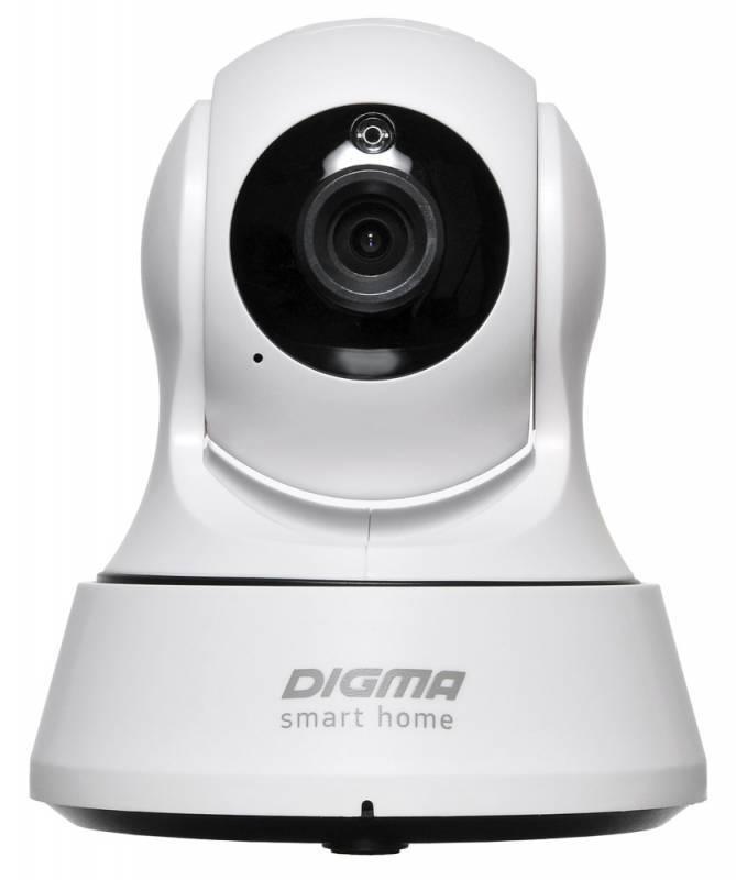 Видеокамера IP Digma DiVision 200 белый - фото 1