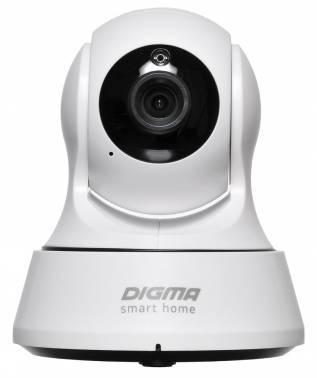 Видеокамера IP Digma DiVision 200 белый