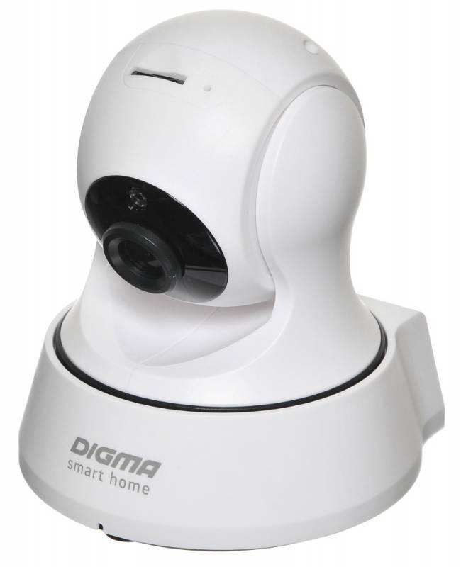 Видеокамера IP Digma DiVision 200 белый - фото 4