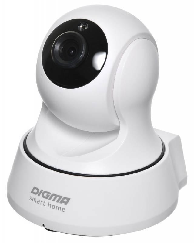 Видеокамера IP Digma DiVision 200 белый (DV200) - фото 5