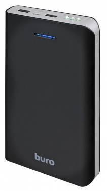 Мобильный аккумулятор BURO RA-25000 черный
