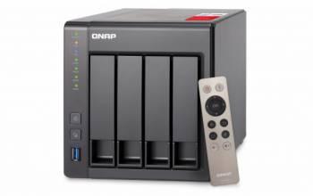 Сетевое хранилище NAS Qnap TS-451+-2G