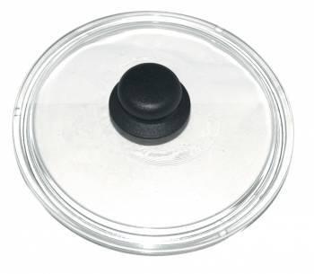 Крышка Supra SA-0128 /черный диаметр 28см.