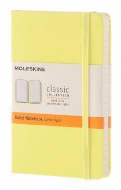 Блокнот Moleskine CLASSIC Pocket желтый цитрон (MM710M12)