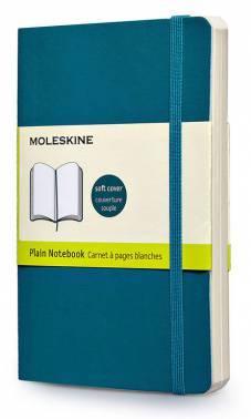 Блокнот Moleskine Classic Soft Pocket бежевый (QP611G4)