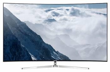 Телевизор LED 65 Samsung UE65KS9000UXRU серебристый