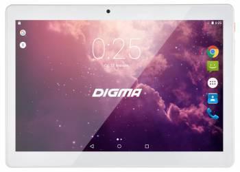 Планшет 10.1 Digma Plane 1601 3G 8ГБ белый