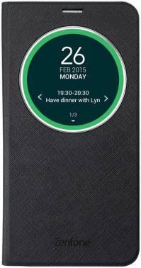 Чехол Asus View Flip Cover, для Asus ZenFone ZC551KL, черный (90AC01M0-BCV004)