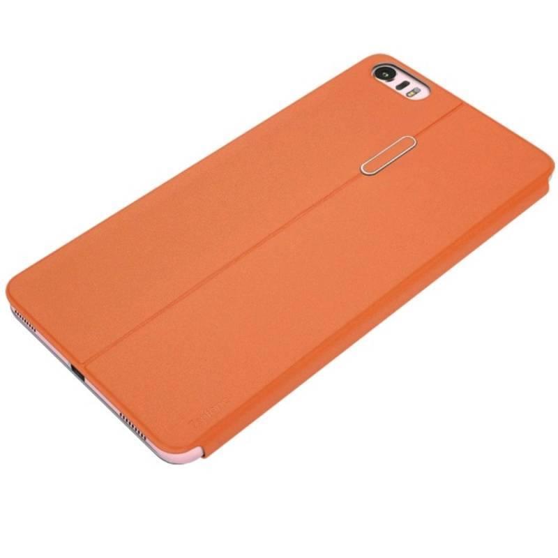 Чехол Asus Folio Cover, для Asus ZenFone ZU680KL, оранжевый (90AC01I0-BCV003) - фото 2