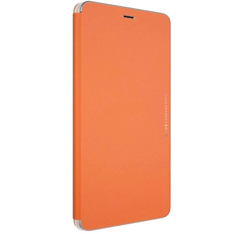 Чехол Asus Folio Cover, для Asus ZenFone ZU680KL, оранжевый (90AC01I0-BCV003) - фото 3