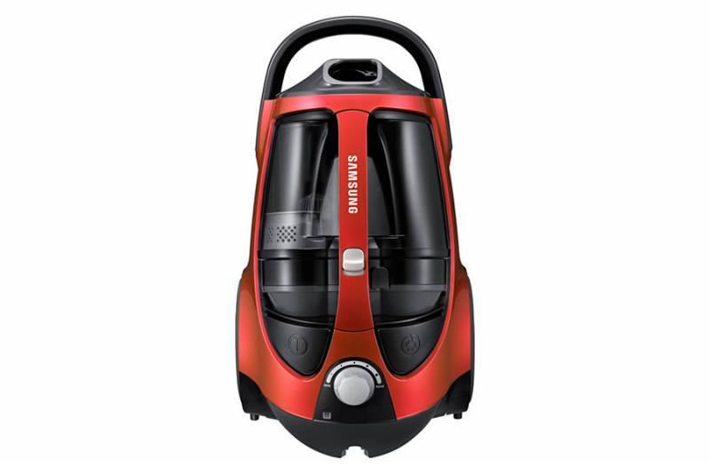 Пылесос Samsung SC885F красный - фото 1