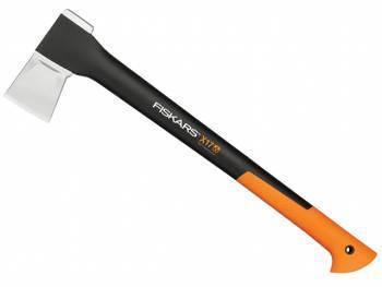 Топор Fiskars X17-M черный/оранжевый (1015641)