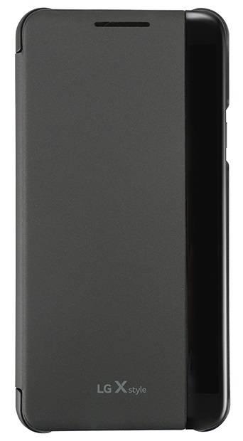 Чехол (флип-кейс) LG CFV-220.AGRATB черный - фото 1