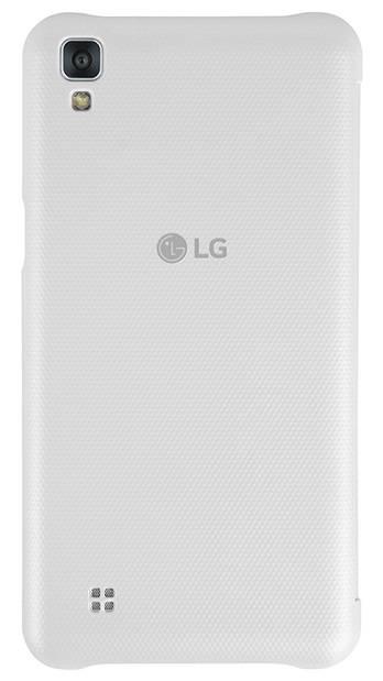 Чехол (клип-кейс) LG CFV-230.AGRAWH белый - фото 2