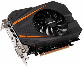 Видеокарта Gigabyte GeForce GTX 1070 8192 МБ (GV-N1070IXOC-8GD)