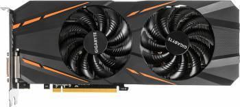 Видеокарта Gigabyte GeForce GTX 1060 6144 МБ (GV-N1060G1 GAMING-6GD)